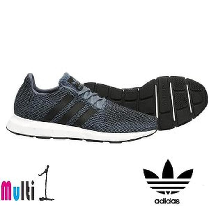 18dfc590b Jual Sepatu Adidas Original Men Swift Run Shoes CQ2120 Murah ...