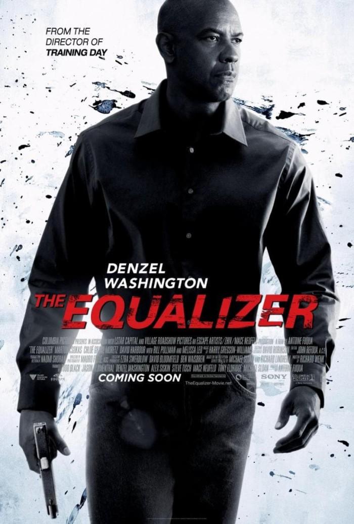Jual The Equalizer 2014 Film Hd Kualitas Terbaik Dvd Kota Yogyakarta Moovioom Tokopedia