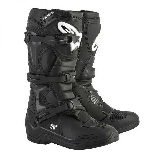 harga Sepatu cross alpinestars tech 3 black 2018 Tokopedia.com