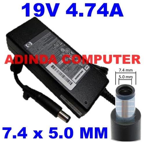 Jual Adaptor Charger HP Pavilion DV6000 DV8000 DV9000 series ORIGINAL -  Kota Bogor - Adinda Computer   Tokopedia