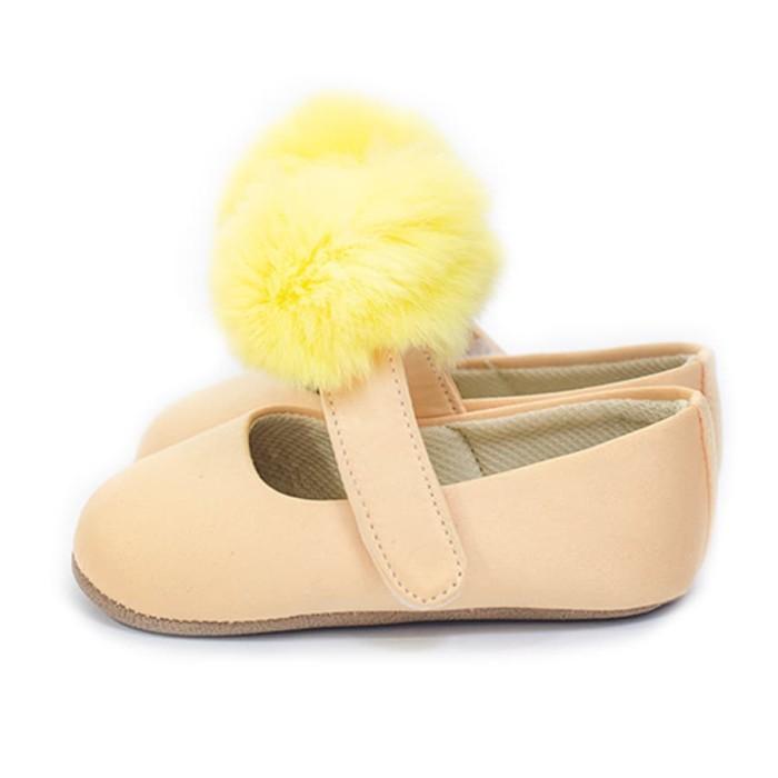 harga Hello mici sepatu bayi prewalker betty yellow - 2 Tokopedia.com
