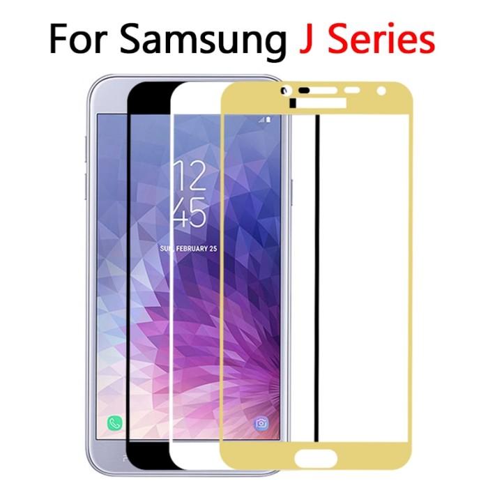 Protective Glass For Samsung J1 2016 J3 J5 J7 6 J2 Pro J4 J6 J8 2018 T