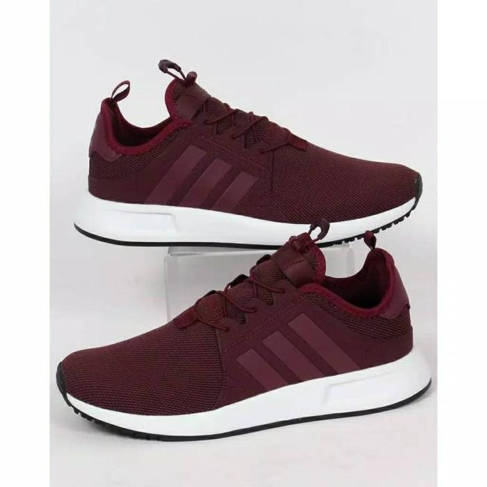 outlet store c81b7 8403c Jual ADIDAS NMD XPLR PrimeKnit Maroon High Premium Original Shoes Sepatu -  DKI Jakarta - SGrosir | Tokopedia