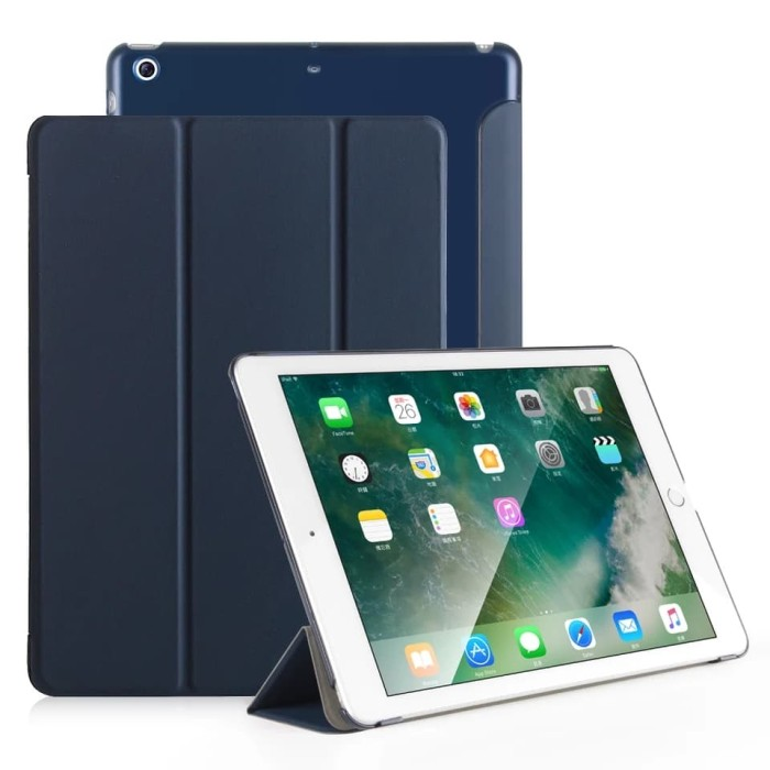 harga Case ipad air 1 air 2 flip cover leather smart cover standing Tokopedia.com