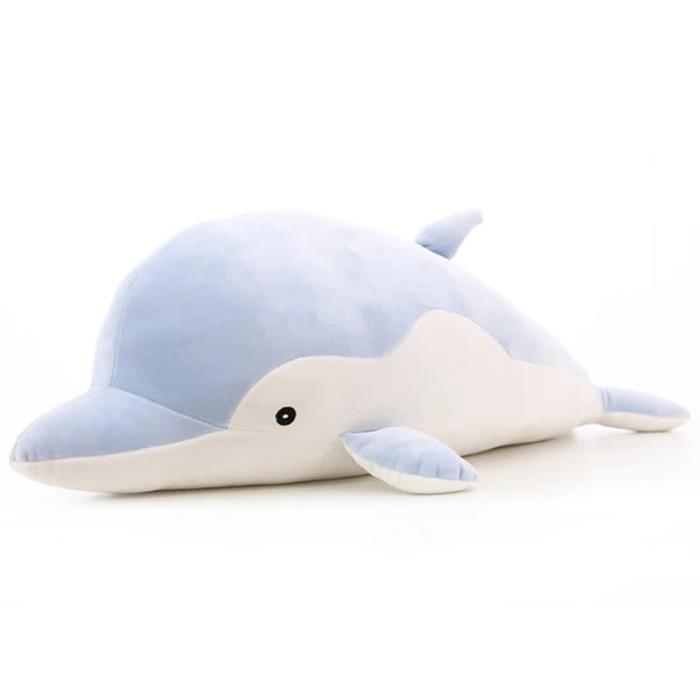 harga Medium soft dolphin import doll boneka ikan lumba-lumba lembut halus Tokopedia.com