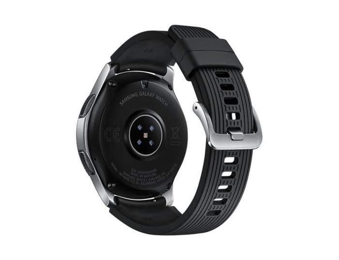 Jual Samsung Galaxy Watch 2018 Smartwatch Silver 46mm New Original