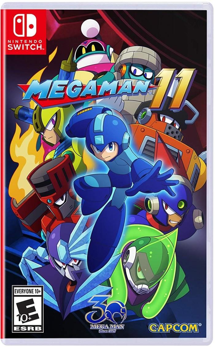 Mega Man 11 - Nintendo