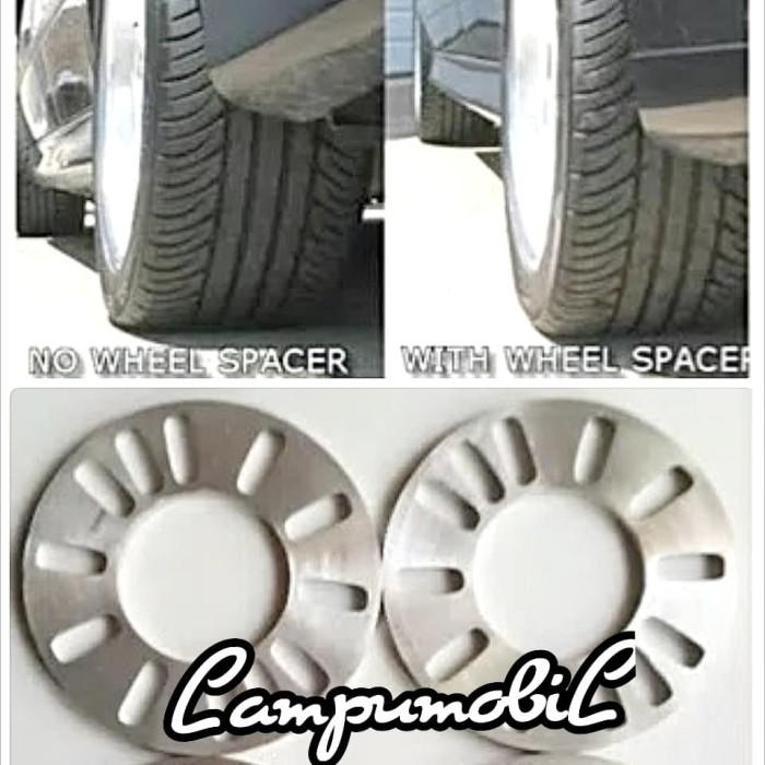Foto Produk Spacer / Spicer Tebal 5 Mm Untuk Velg Mobil dari LampuMobil