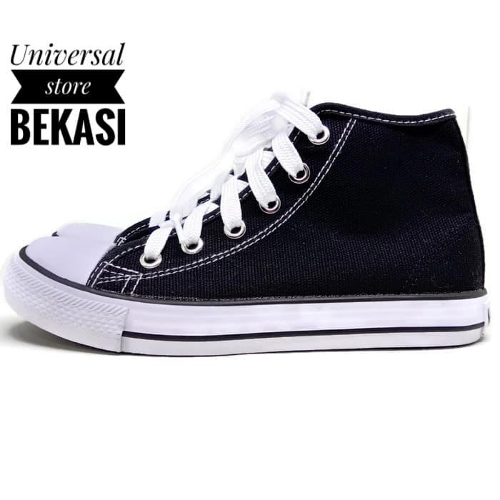nouvelle arrivee 48958 8129f Jual Sepatu Tali Warior NB New Basket NB 338 HC TG Hitam Sekolah TK SD - 34  - Kota Bekasi - Universal Store Bekasi   Tokopedia