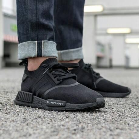 Adidas Nmd R1 All Black Off 52 Www Skolanlar Nu