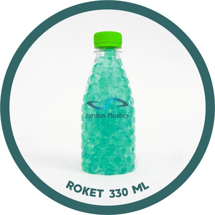Jual botol pet 330 ml rocket 27 gram set tutup long neck 30 mm - Kota  Semarang - jordan plastics RJB | Tokopedia
