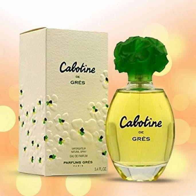 Parfum Reject Wanita Jual Original Cabotine Gres YbgIf7yv6m