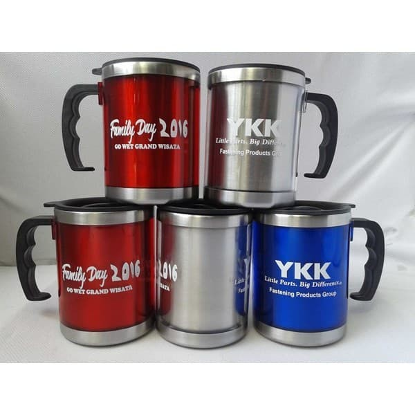 Foto Produk tumbler stailess standard murah promosi SOUVENIR dari Outlet souvenir JKT