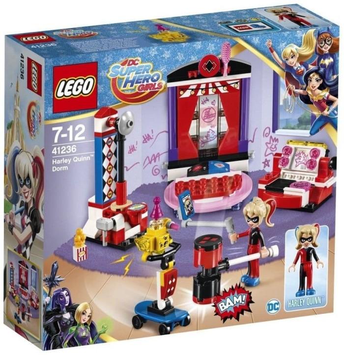 Jual Lego Dc Super Hero Girls 41236 Harley Quinn Dorm Set Building