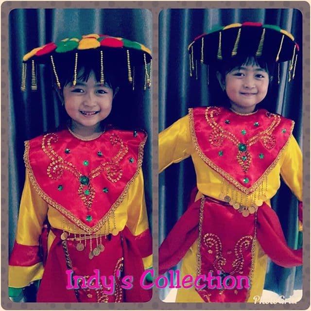105 Gaya Baju Betawi Anak Perempuan Kekinian