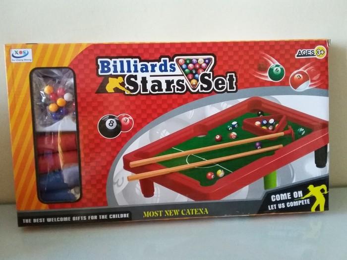 harga Mainan biliard mini bola billiard meja murah Tokopedia.com
