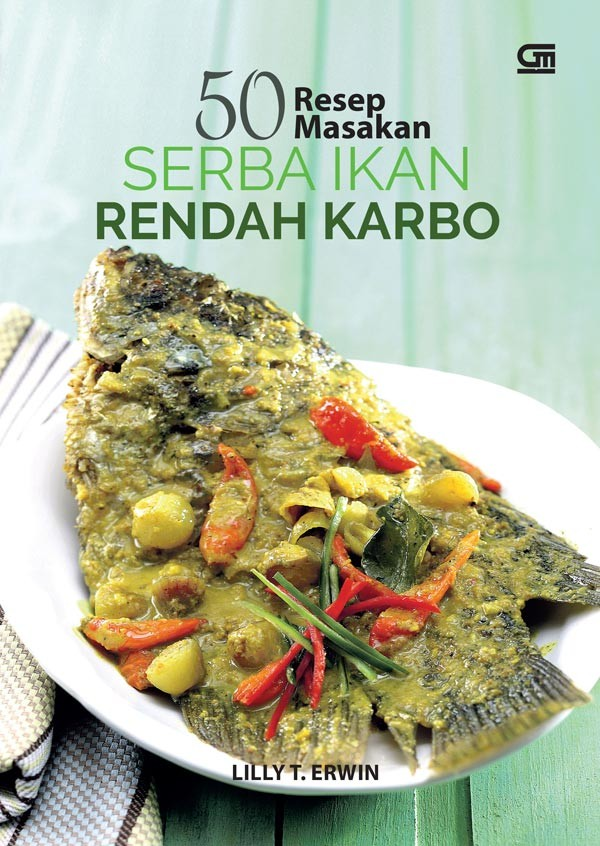 Jual 50 Resep Masakan Serba Ikan Rendah Karbo Jakarta Barat Komik Store Tokopedia