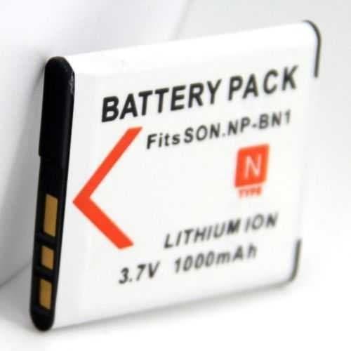harga Baterai kamera sony cyber-shot np-bn np-bn1 dsc-j20 (oem) - gray Tokopedia.com