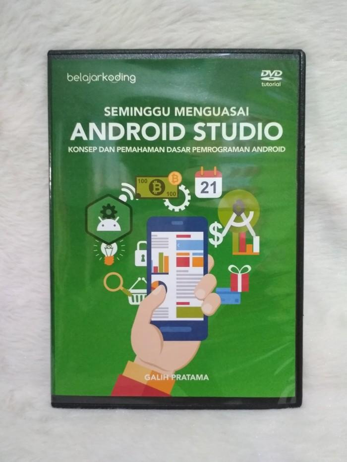 harga Flashdisk video seminggu menguasai android studio Tokopedia.com