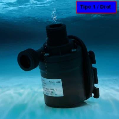 harga Pompa air celup mini submersible 12v dc 12 volt 12 v aquarium dorong Tokopedia.com