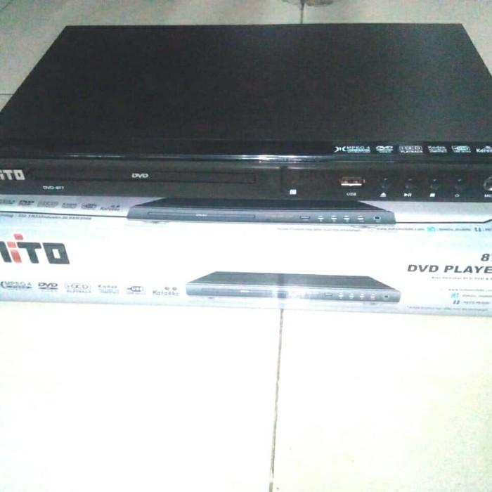 Dvd player mito dvd 877