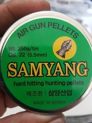 harga Limited mimis samyang lancip cal 22 5 5 mm Tokopedia.com