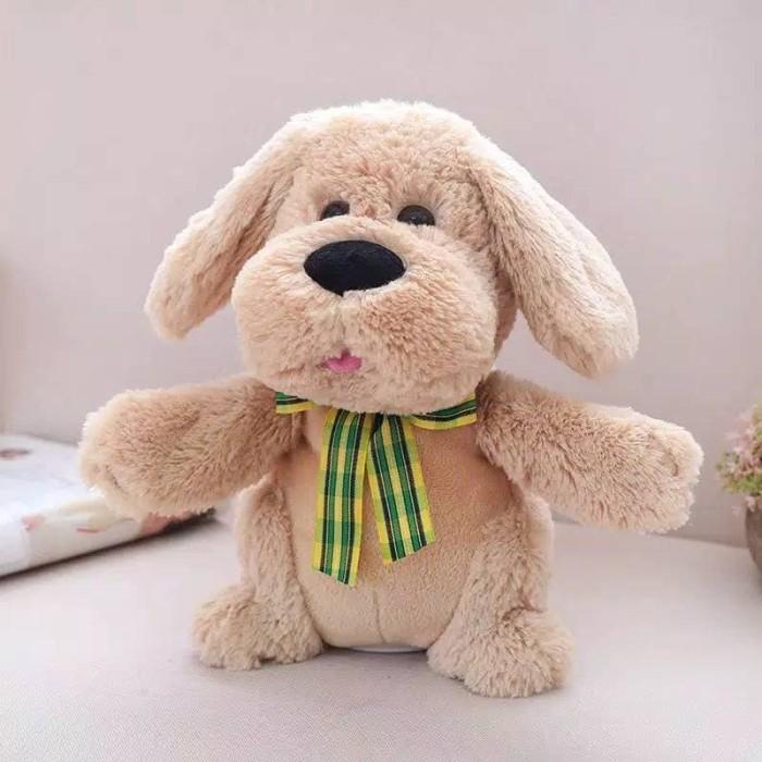 Foto Produk Boneka plush doggy peek a boo dari Bunny'shop