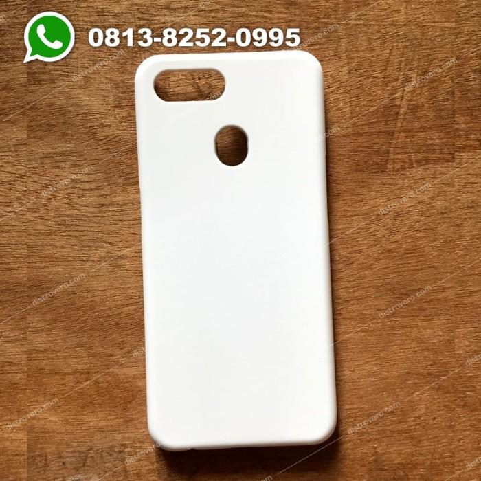 Foto Produk Oppo F9 Pro sublimation case 3D casing polos blank for custom dari Barang Custom