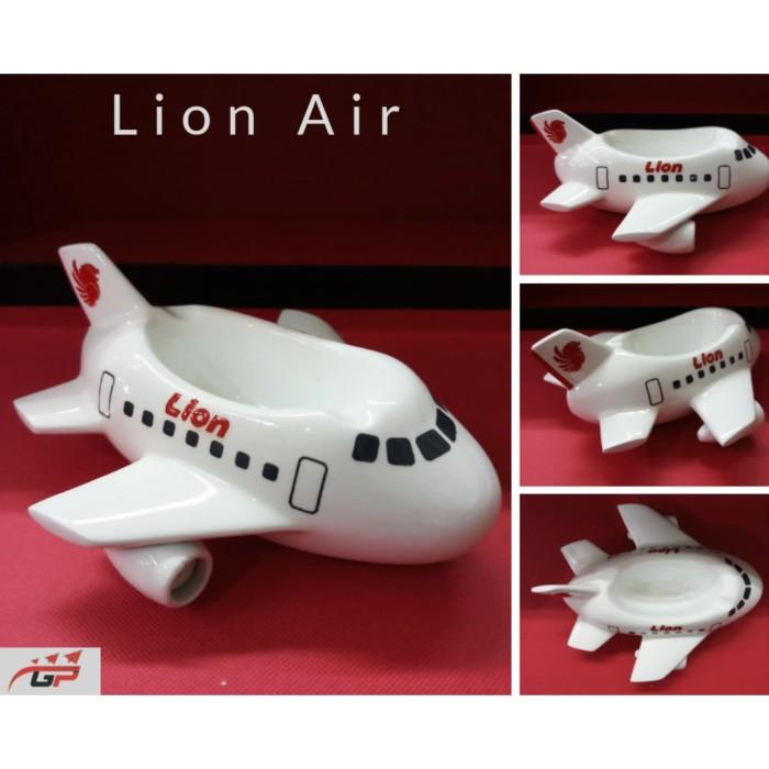 Asbak Pesawat LION AIR