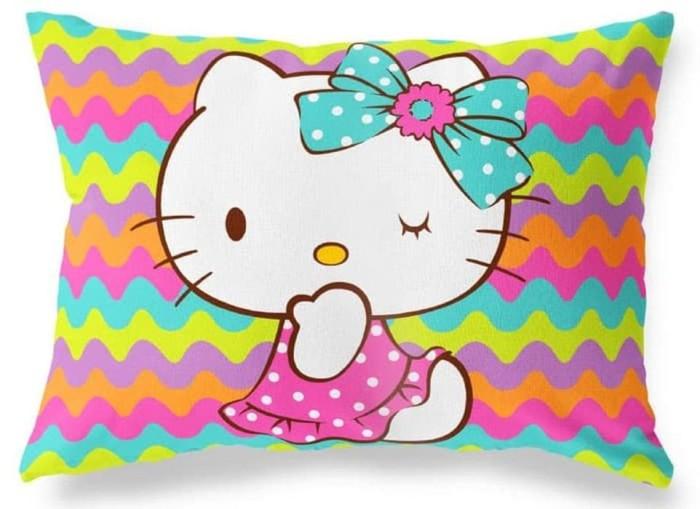 41 Gambar Bantal Kursi Hello Kitty Gratis Terbaik