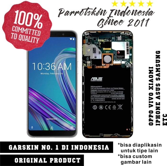 Jual Garskin Skin Asus Zenfone Max Pro M1 Max Plus M1 Mainboard