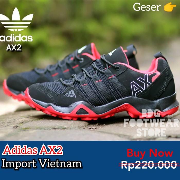 harga Sepatu tracking hiking climbing adidas terrex traxion import terlaris Tokopedia.com