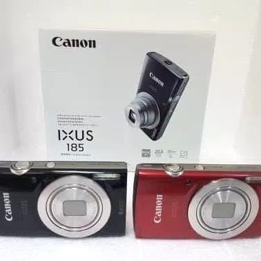 harga Kamera digital canon ixus 185 pocket 2.0 mp 8x optical zoom Tokopedia.com