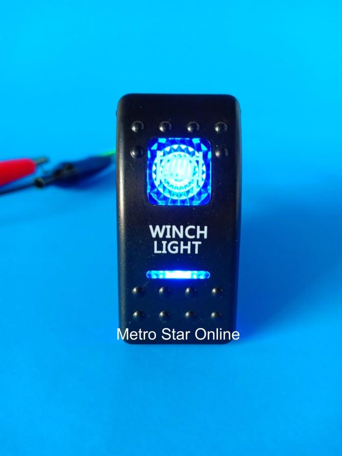 harga Rocker switch saklar model arb - winch light Tokopedia.com