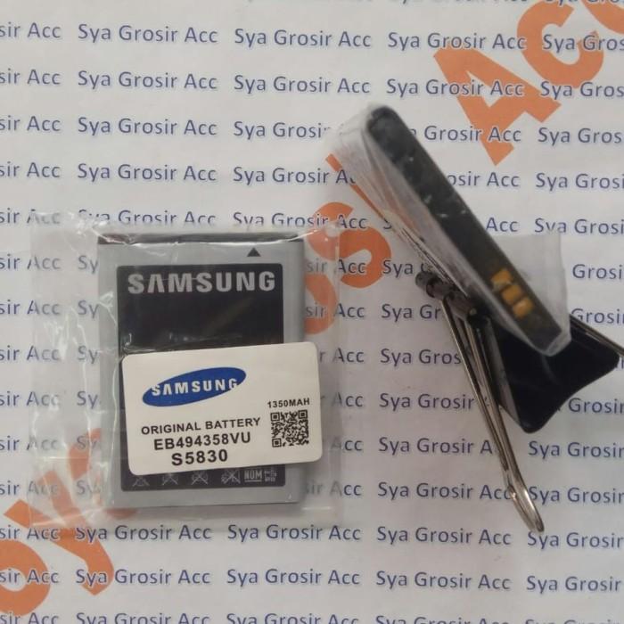 Baterai Battery Original SAMSUNG Galaxy ACE S5830 S6310 S6810 S6802