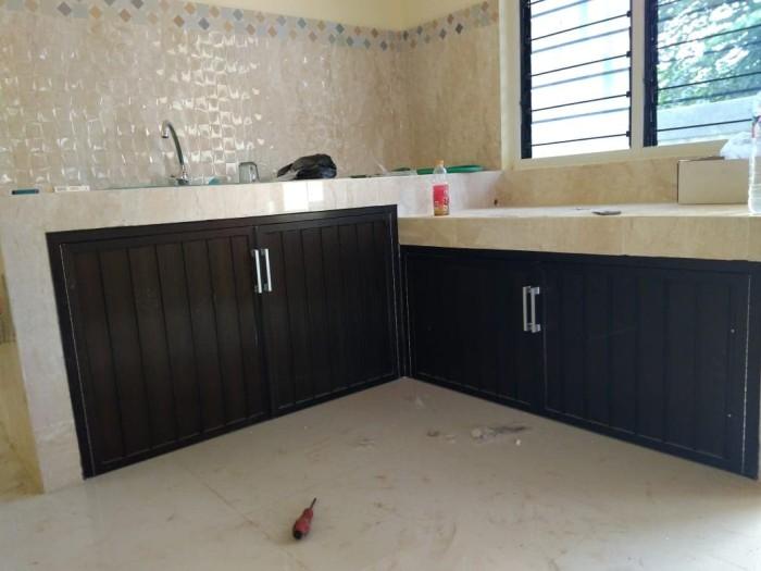 Jual Kitchen Set Alumunium Minimalis Produk Bergaransi Resmi