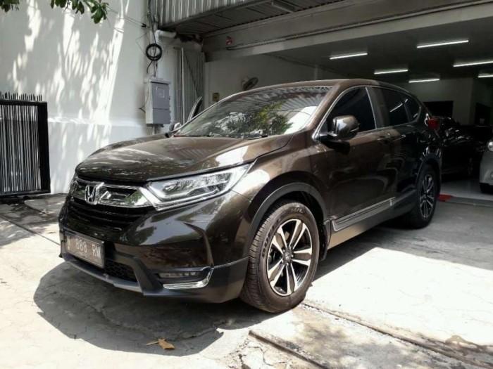 jual mobil bekas Honda All new CRV Prestige 1.5 2017
