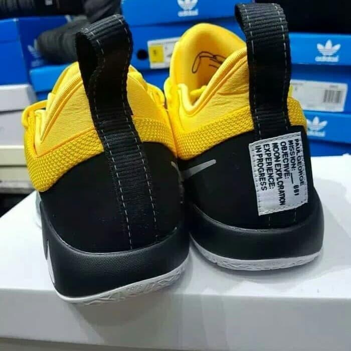 brand new b9130 dc3b5 Jual Sepatu Basket Nike Paul George 2 Yellow Black - Premium Import - Kota  Bandung - TRIO GROSIR | Tokopedia