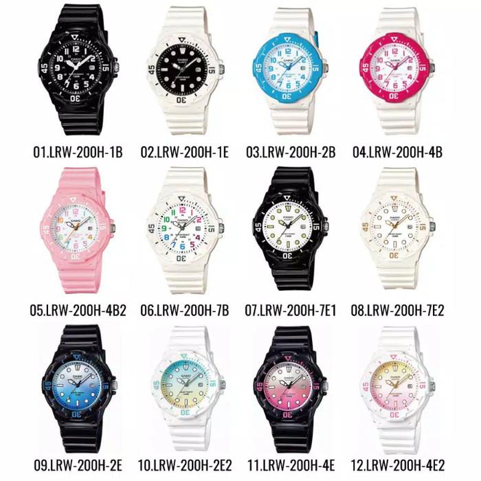 Foto Produk Jam tangan casio wanita LRW 200H dari ASR_TI
