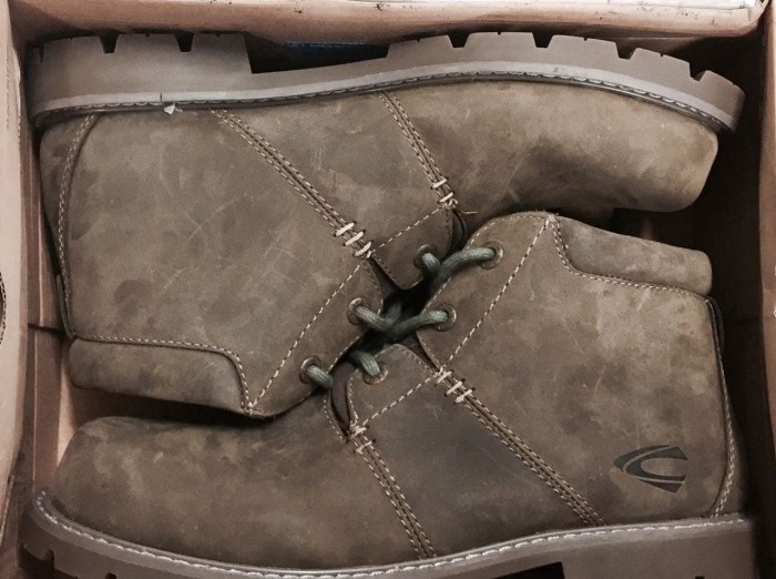 Jual Sepatu Boots Ankle - Camel Active - Olive (Green Army ... 944edb76b4