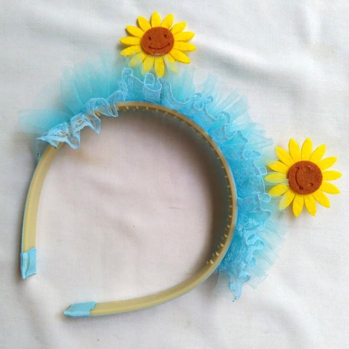 Gambar Anak Bunga Matahari - Kumpulan Gambar Bunga