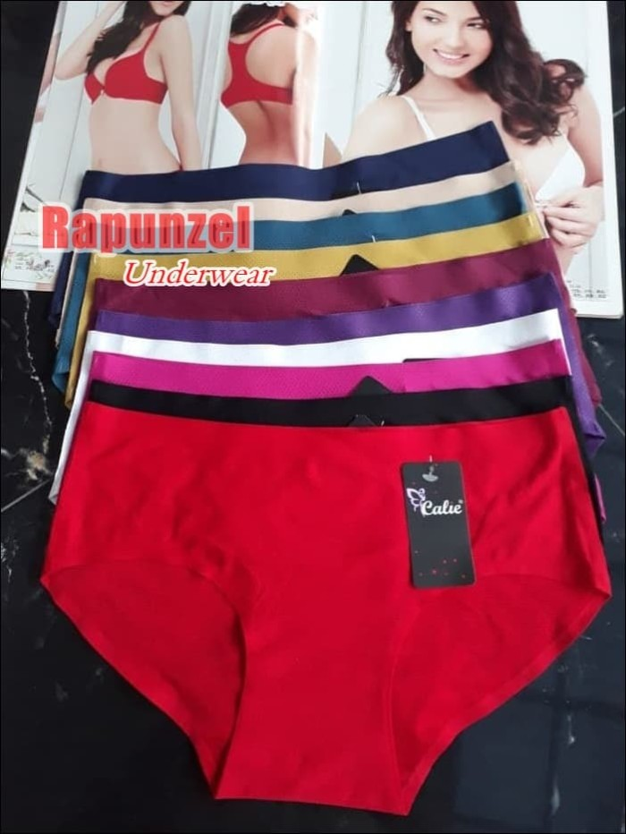 Celana Dalam Wanita Thong Wanita Seemless #294 Rz911 - Blanja.com