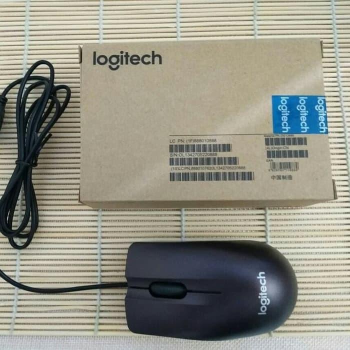 harga Mouse usb cable logitech kabel aksesoris komputer laptop Tokopedia.com