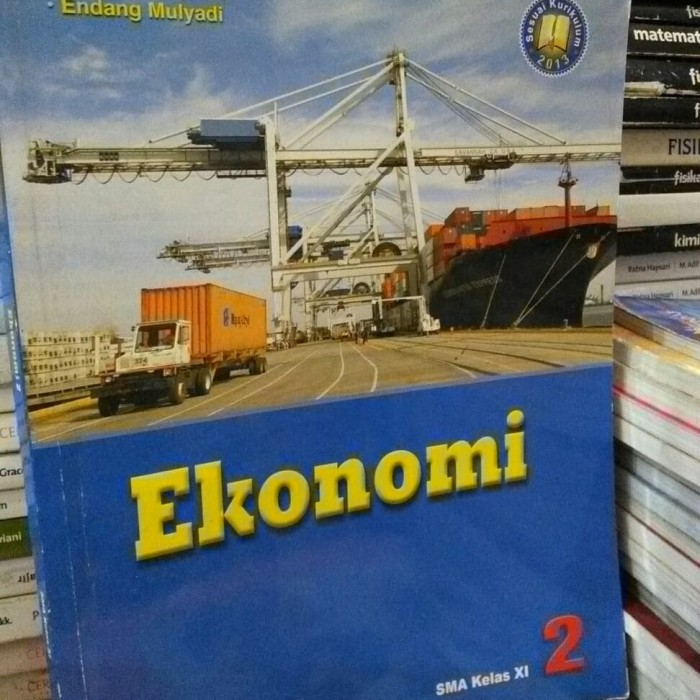 Buku Paket Ekonomi Kelas 11 - Guru Ilmu Sosial