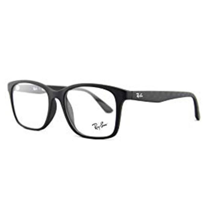 harga Ray-ban kacamata optical square black   rx7059d 5196 s55 Tokopedia.com