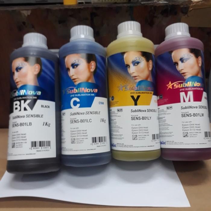 Foto Produk Tinta Sublime 1 Kg merk Inktec - Kuning dari Mitra Printer Roxy