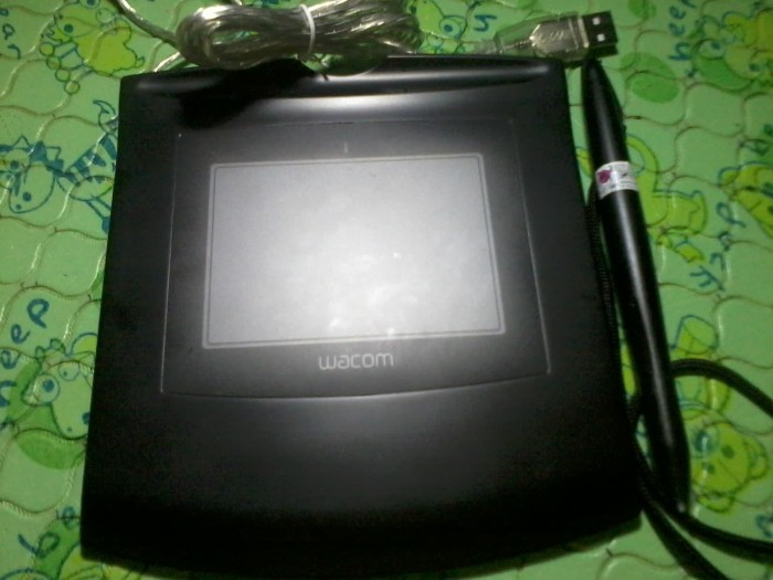 WACOM FT-0203-U LAST DRIVER FOR PC
