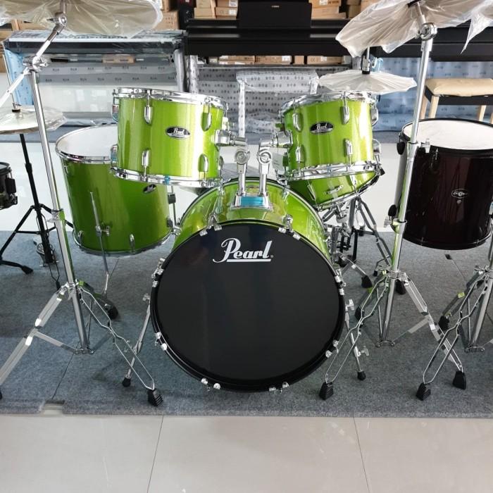 harga Drum pearl roadshow rs525 bonus cymbal set warna lengkap info us Tokopedia.com