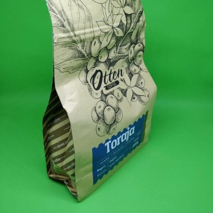 Biji Kopi Arabika Toraja Sapan Otten Coffee