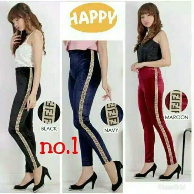 Jual Celana Legging Celana Pants Bludru List Celana Legging Fashion Wanita Jakarta Barat Dv Clothing Tokopedia